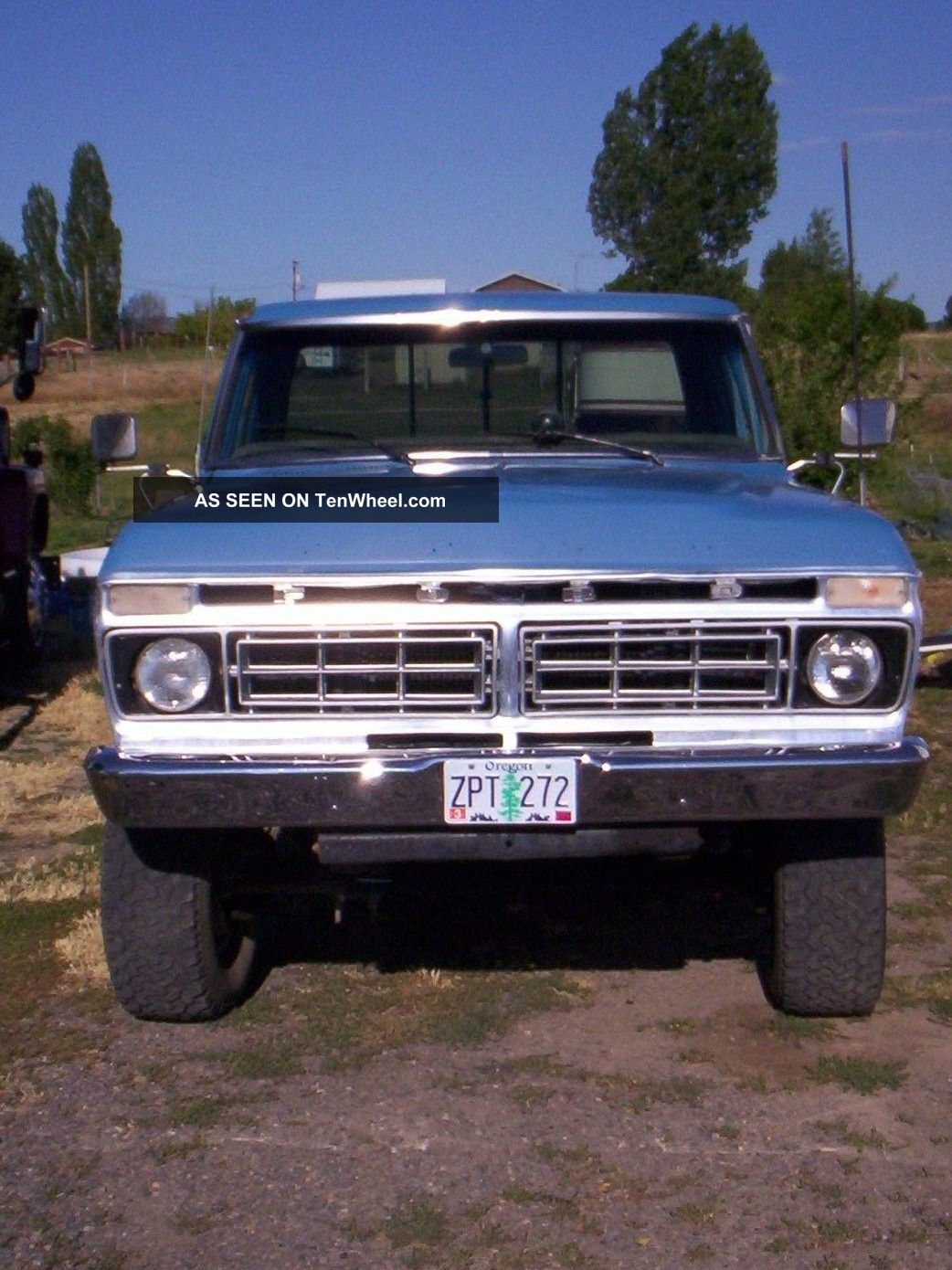 1977 f150 4x4 engine options autos weblog for Ford f150 motor options