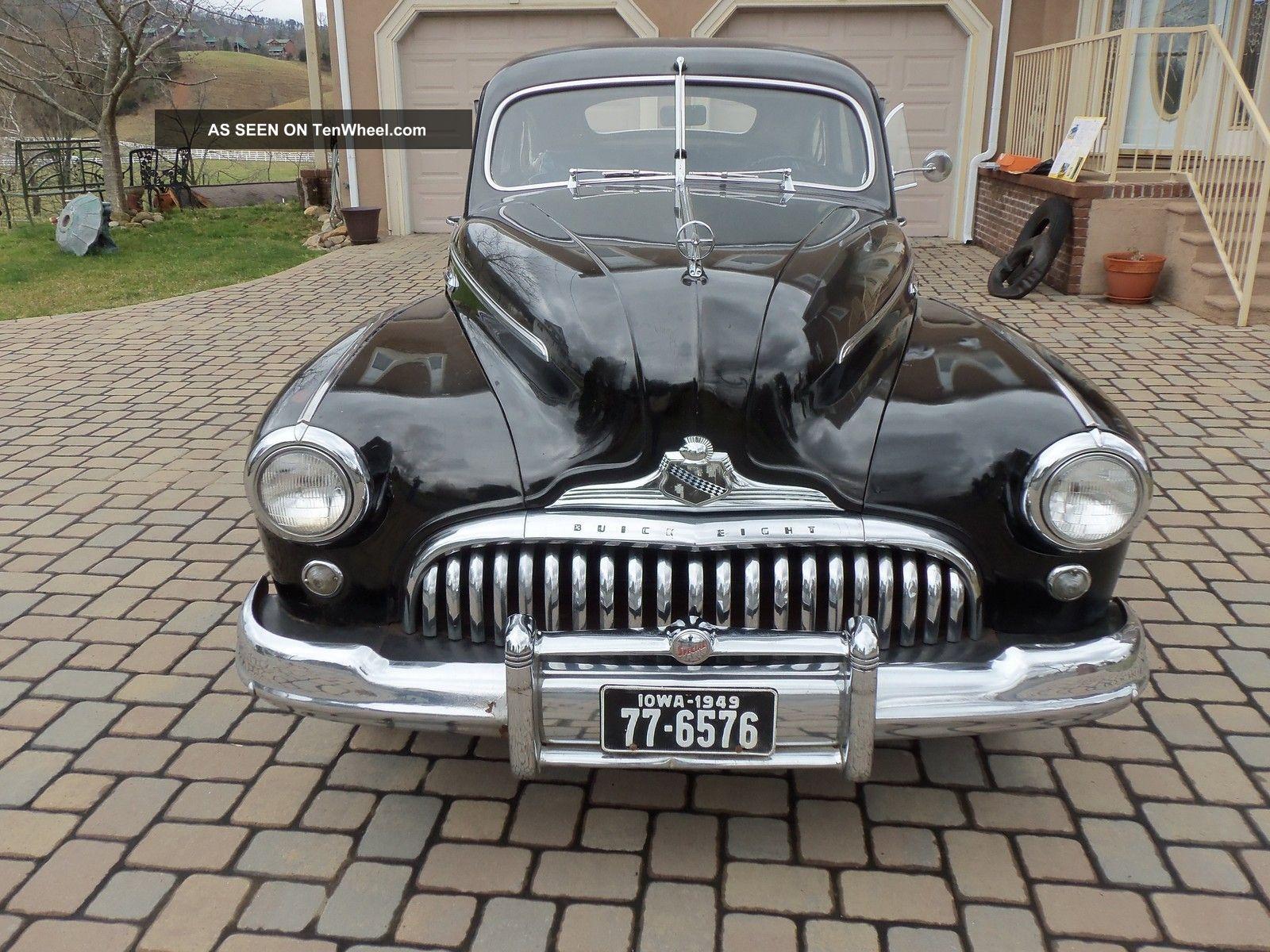 1949 Buick Special 4 Door Sedan Fastback Other photo
