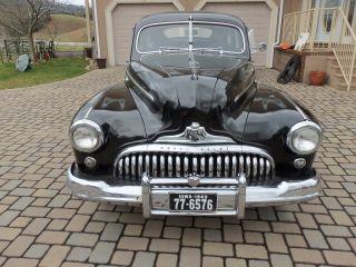 1949 Buick Special 4 Door Sedan Fastback photo