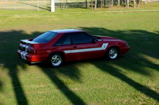 1991 Ford Mustang Lx High Performance Street / Strip / Show photo