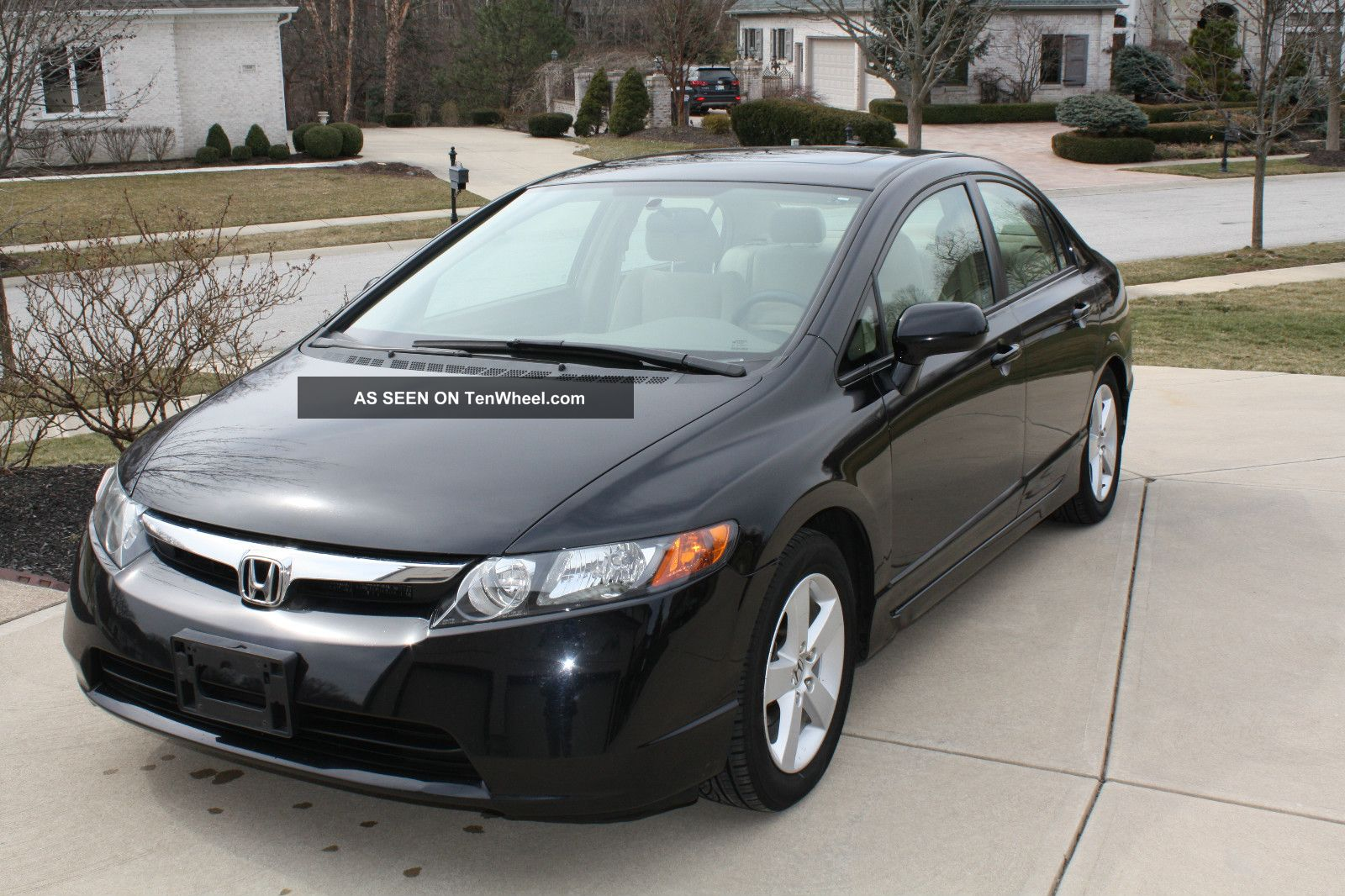 2006 honda civic ex sedan 40mpg automatic title nonsmoker. Black Bedroom Furniture Sets. Home Design Ideas