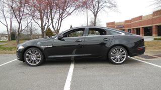 2011 Jaguar Xj Supercharged Sedan 4 - Door 5.  0l photo