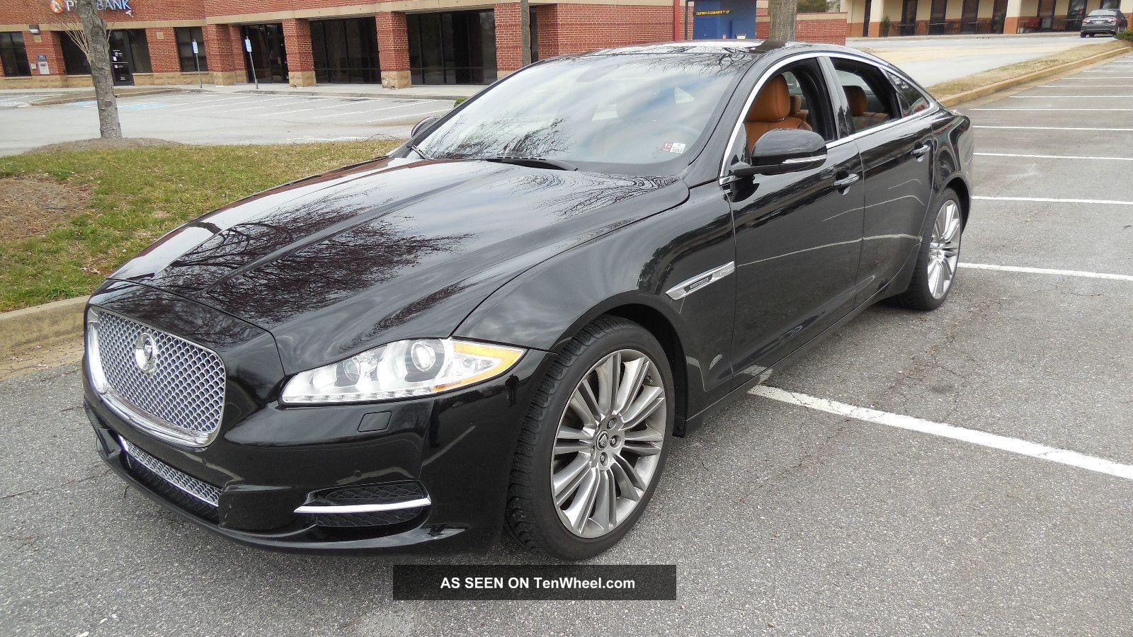 2011 jaguar xj supercharged sedan 4 door 5 0l. Black Bedroom Furniture Sets. Home Design Ideas