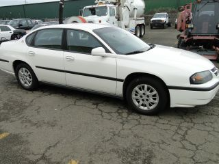 2003 Chevrolet Impala Base 4 Door Sedan photo