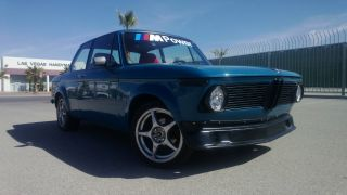 Bmw 2002 1970 Bmw 2002, ,  Rust -. photo