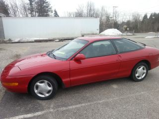 1993 Ford Probe 2.  0l 5 Speed 130k Needs Nothing Showroom Condition Out photo