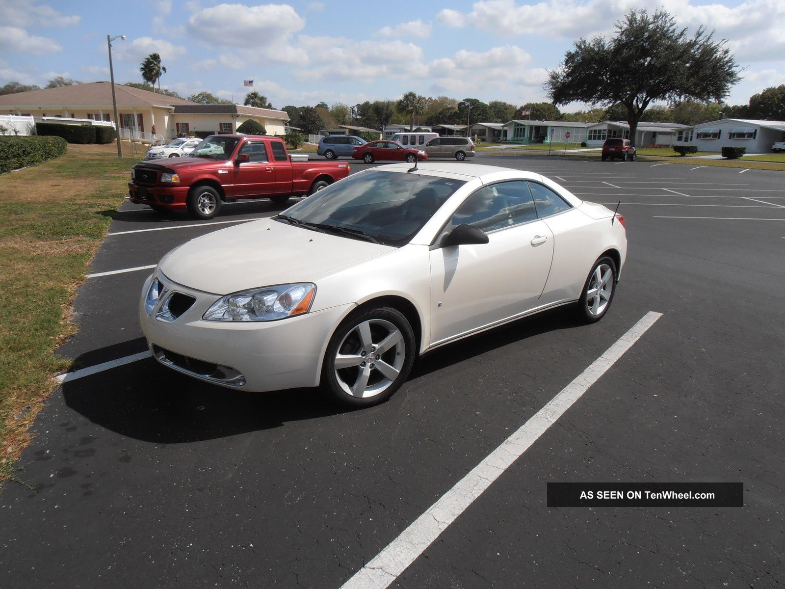 2008 Pontiac G6 Gt Convertible 2 Door 3 9l