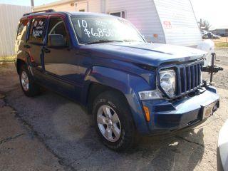 2010 Jeep Liberty photo