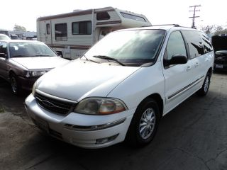 2000 Ford Windstar Se Mini Passenger Van 4 - Door 3.  8l, photo