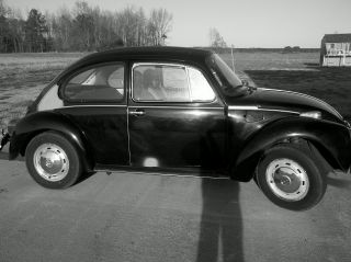 1974 Beetle Black photo