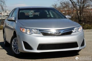 2012 Toyota Camry Le Automatic Usb Audio photo