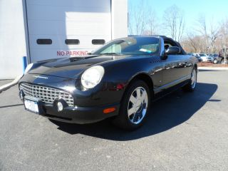 2003 Ford Thunderbird. .  Premium. . . . . .  1 - Owner. .  Serviced photo