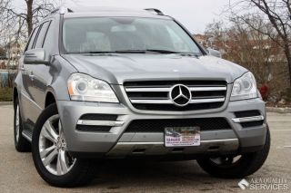 2011 Mercedes - Benz Gl450 4matic Dual Dvd Keyless Go Rear Camera photo