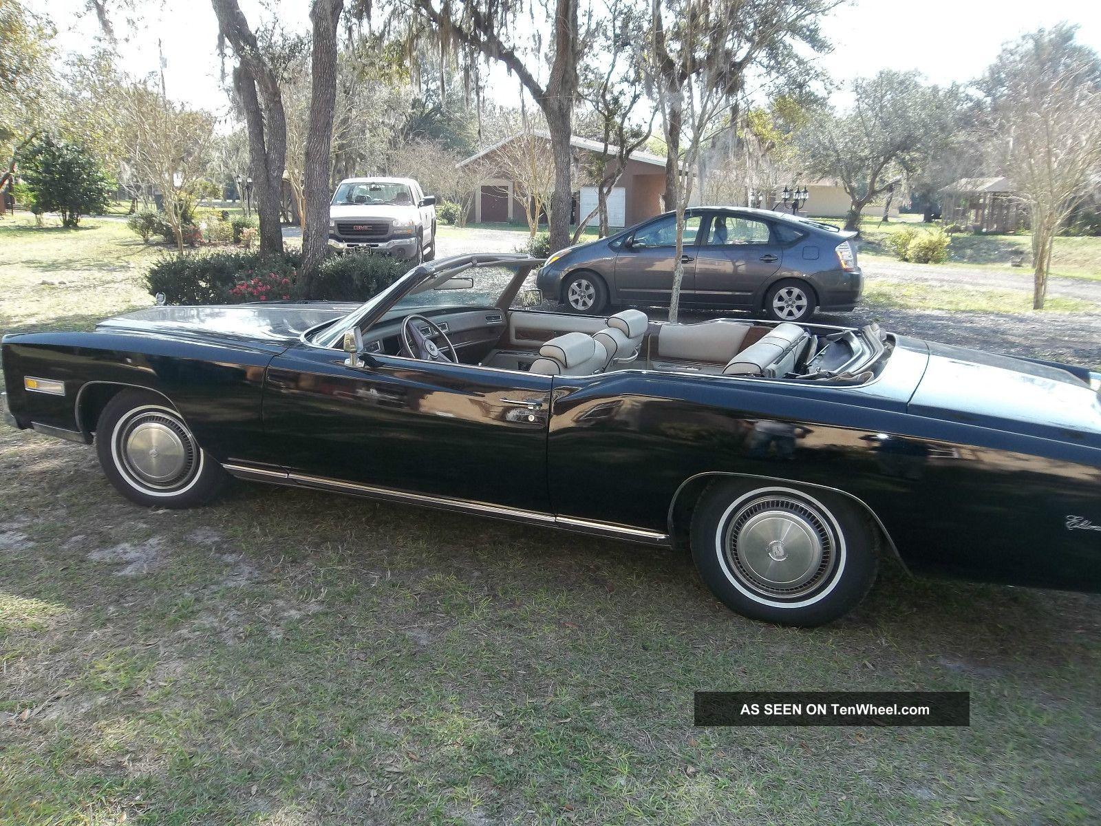 1975 cadillac eldorado convertible eldorado photo. Cars Review. Best American Auto & Cars Review