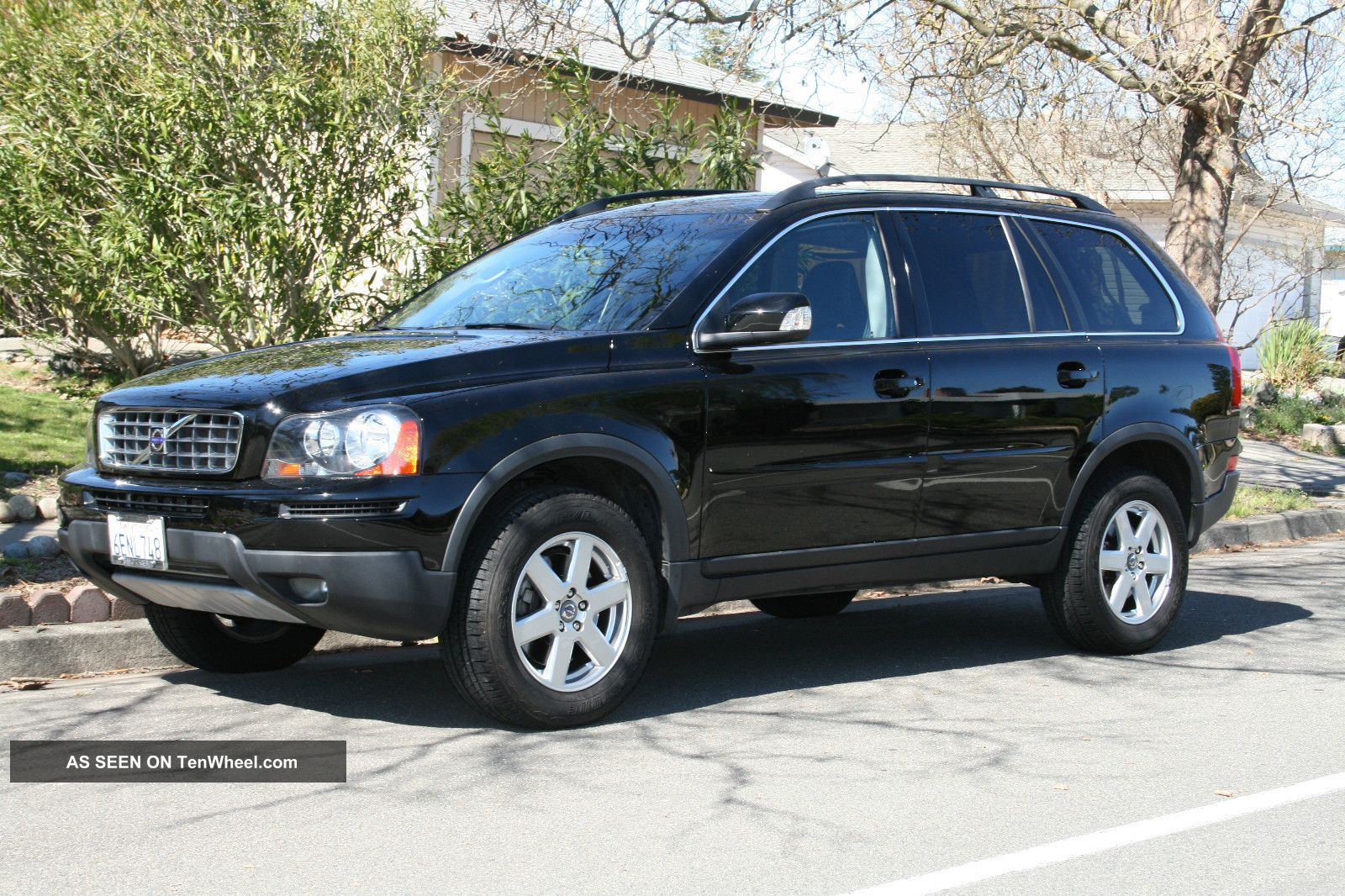 2008 volvo xc90 3 2 sport utility 4 door 3 2l. Black Bedroom Furniture Sets. Home Design Ideas