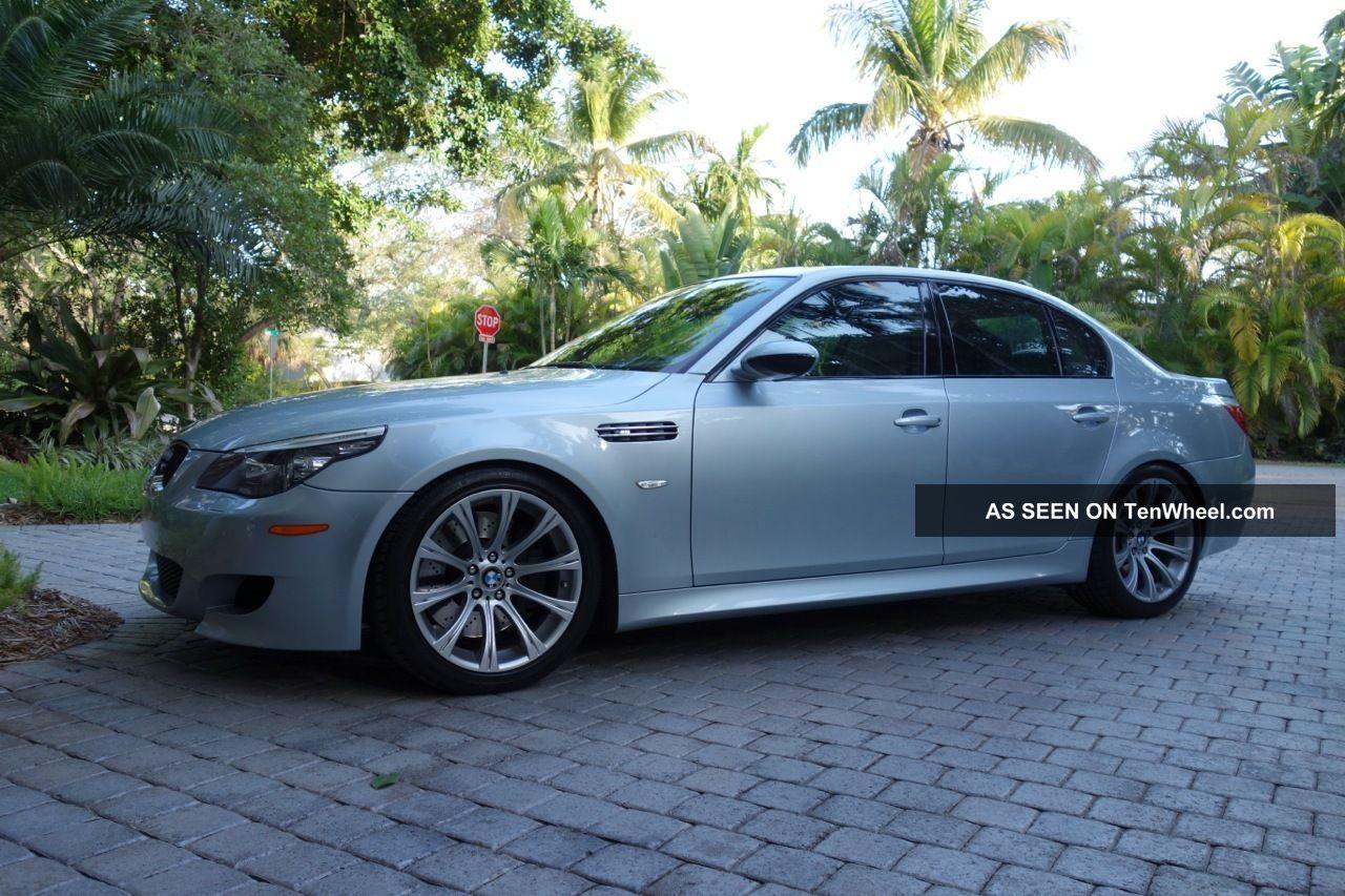 2008 Bmw M5, Dinan Upgrades W / Custom Eisenmann Sport Exhaust,