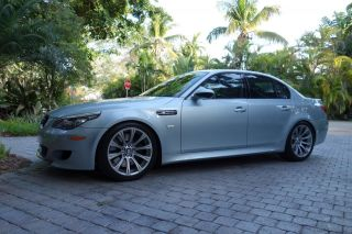 2008 Bmw M5,  Dinan Upgrades W / Custom Eisenmann Sport Exhaust, photo