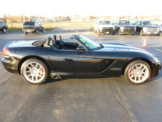 2004 Dodge Viper Srt - 10 Convertible 2 - Door 8.  3l photo