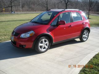 2009 Suzuki Sx4 Cross Over photo