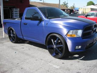2012 Dodge Ram 1500 Custom 3m Wrap 30