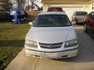 2003 Chevy Impala photo