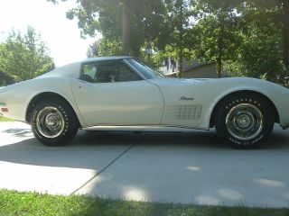 1970 Corvette Coupe Ncrs Top Flight Award Winner photo