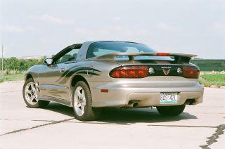 2001 Pontiac Firebird Trans Am Coupe 2 - Door 5.  7l photo
