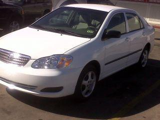 2008 Toyota Corlla photo
