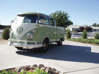 1966 Vw Double Cab Reduced $19,  900 photo