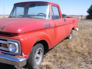 1962 Ford Unibody Truck photo