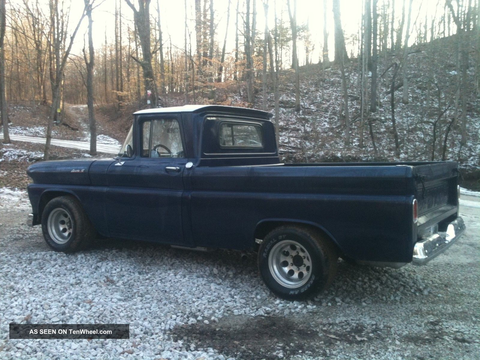 1961 chevrolet apache pickup other pickups photo 4