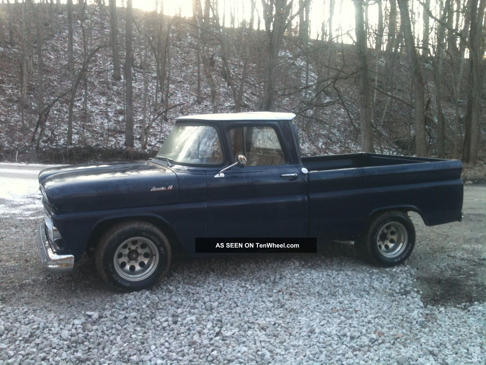 1961 Chevrolet Apache Pickup Pick Up Other Pickups Photo 5