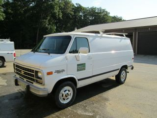1993 Chevy G30 Cargo Van photo