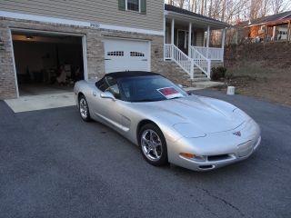 2002 Corvette Convertible Garage Kept photo