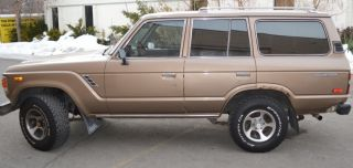 1986 Toyota Landcruiser / Land Cruiser Fj60 Strong Running 4x4 photo