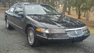 1996 Lincoln Mark Viii With 98,  000