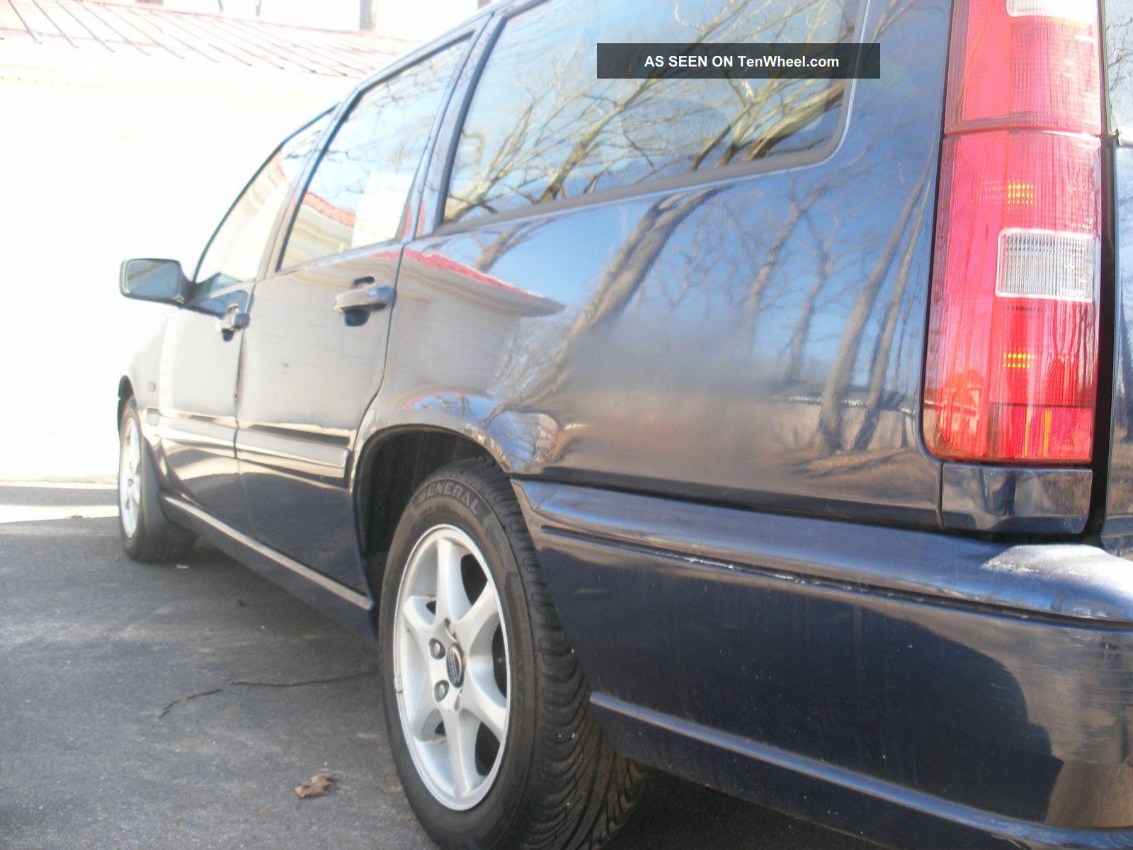 1998 Volvo V70 Turbo Wagon