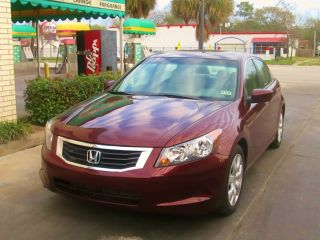 2009 Honda Accord Exl photo