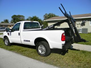 2008 Ford F350 F450 Diesel Duty Wrecker Tow Truck Repo Truck photo