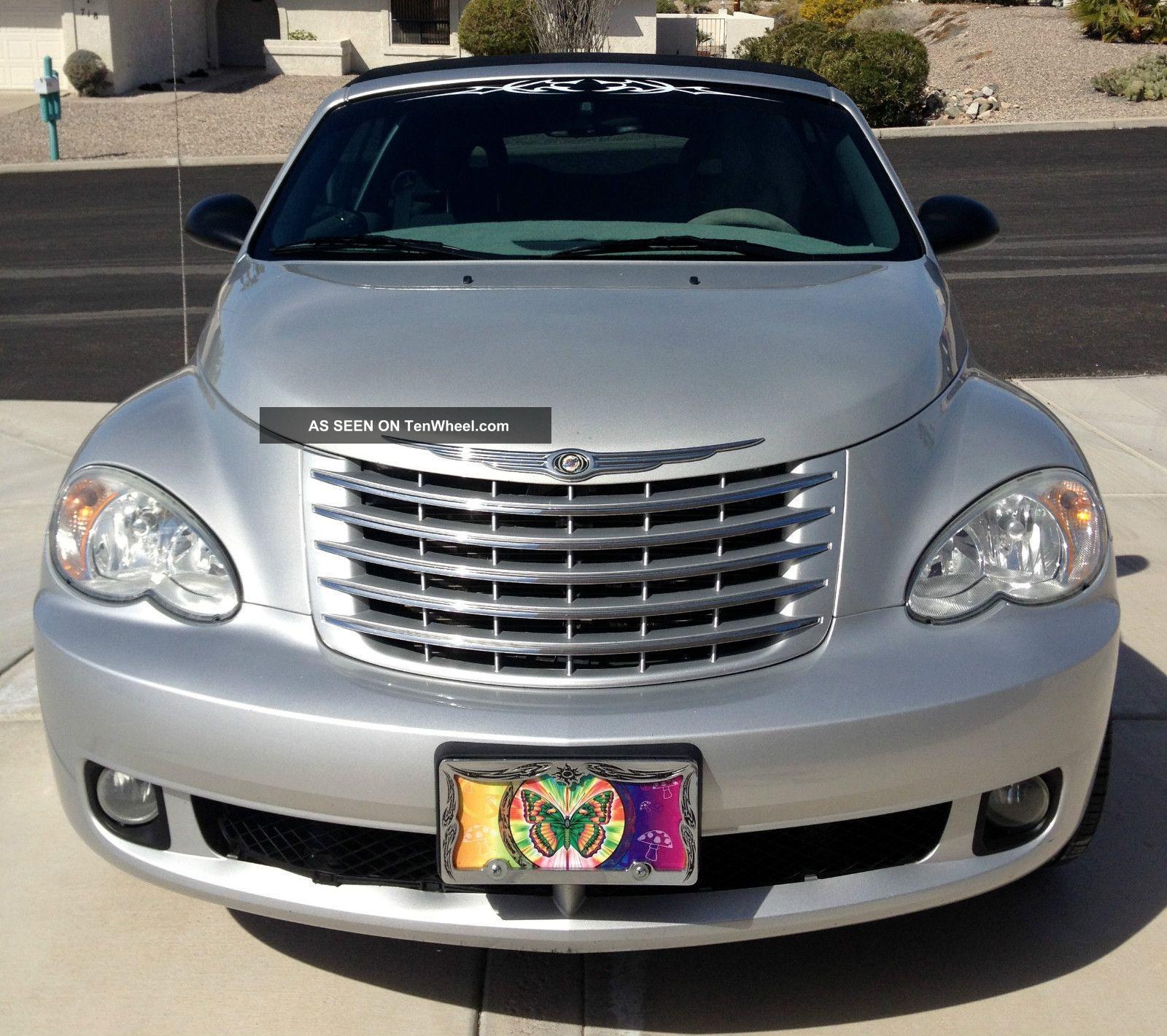 2007 Chrysler Pt Cruiser Base Convertible