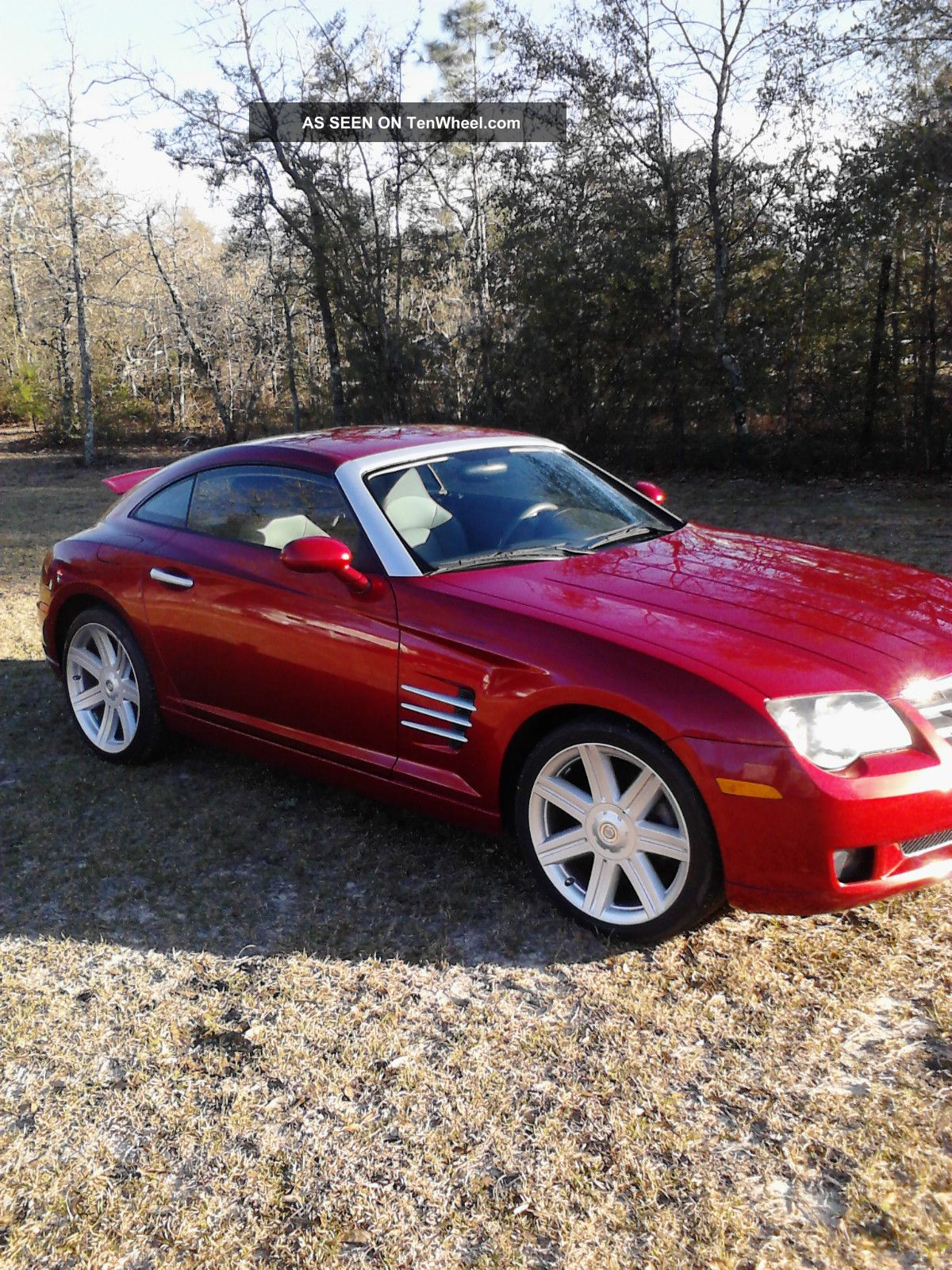 2004 chrysler crossfire base coupe 2 door 3 2l crossfire photo. Cars Review. Best American Auto & Cars Review
