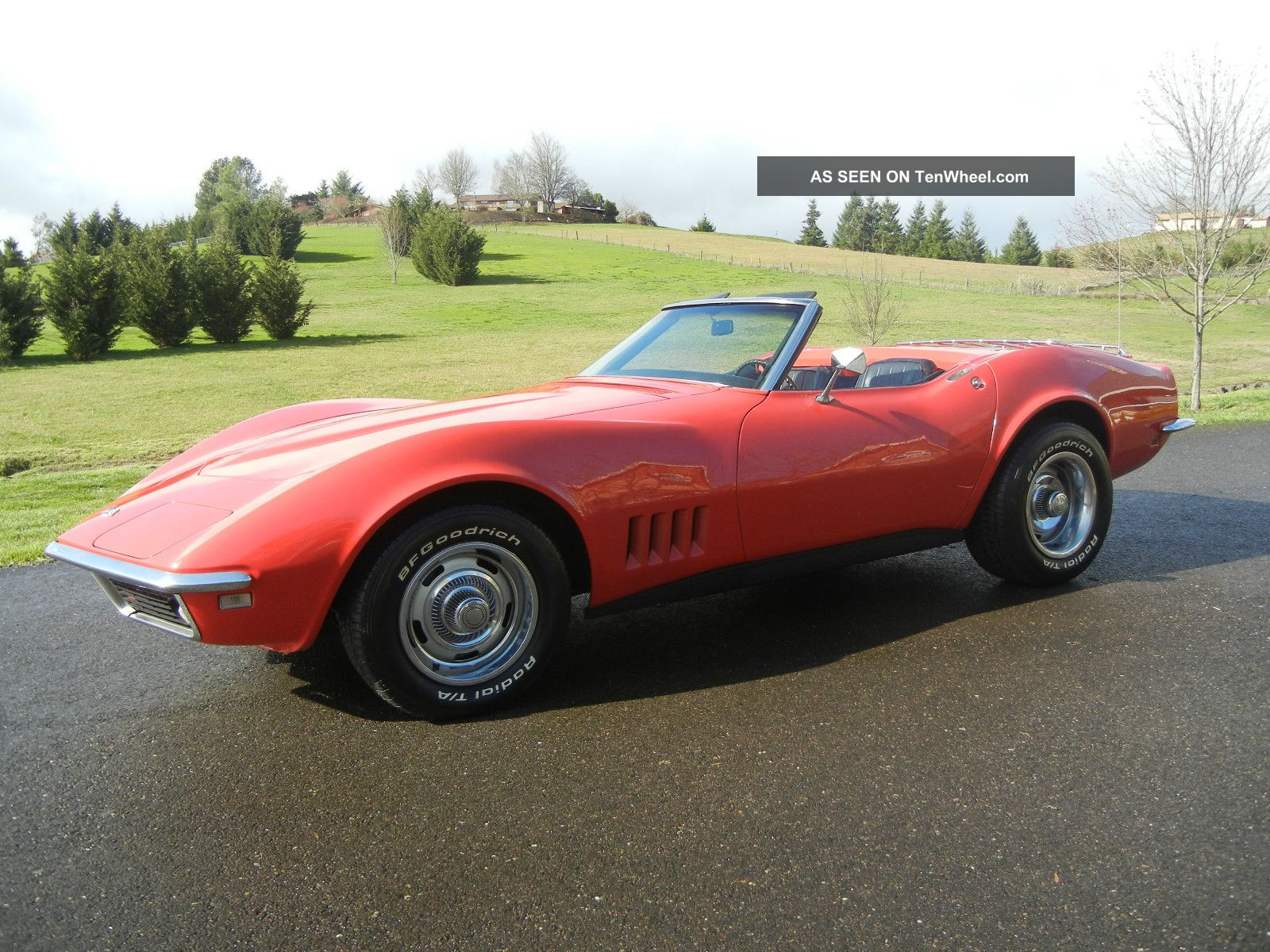 1968 Chevrolet Corvette Convertible Roadster C3 Corvette photo