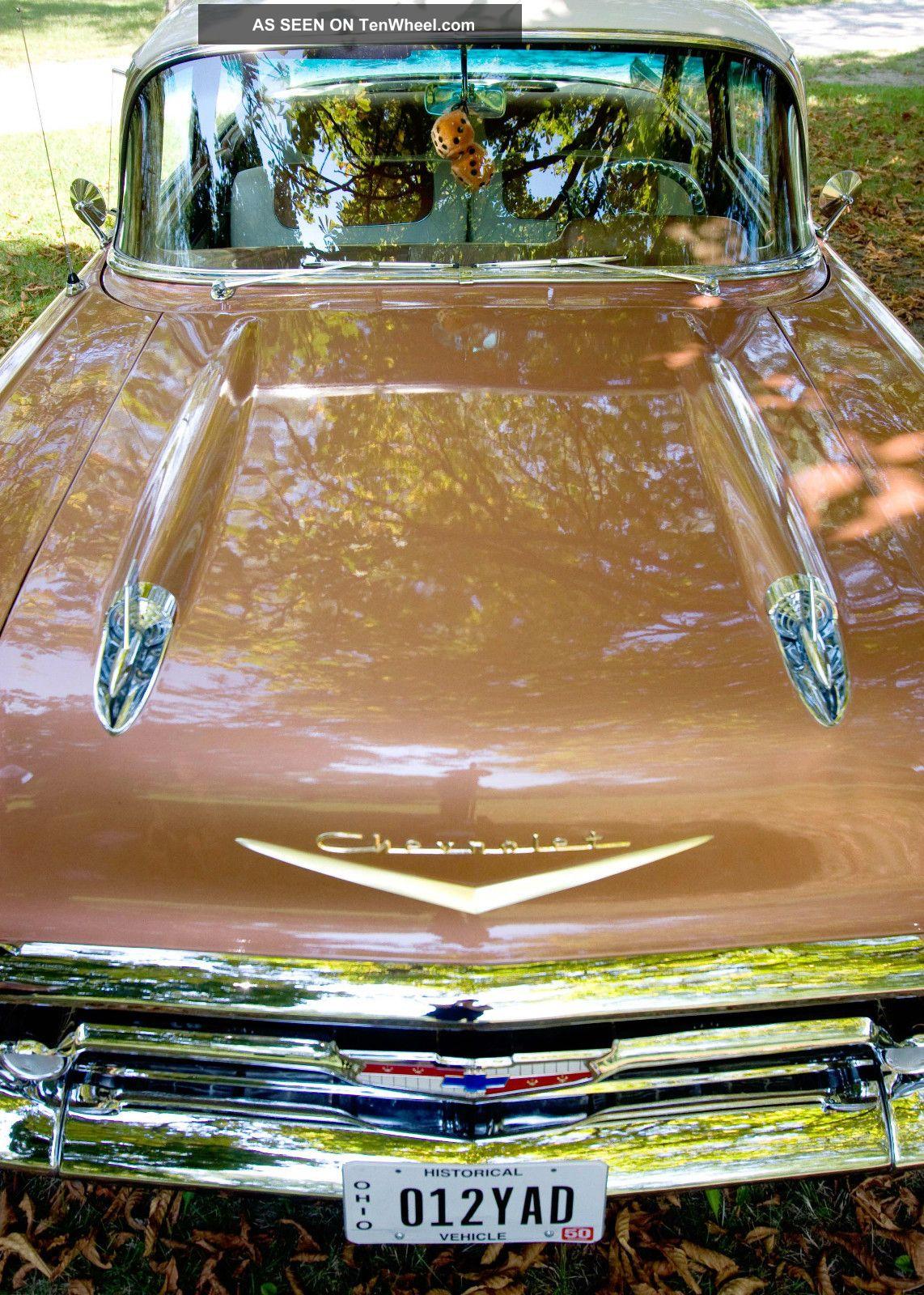 1957 Bel Air Chevy 2 Door Sedan Bel Air/150/210 photo