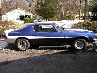 1971 Chevrolet Camaro True Z - 28 350 / 350 Auto With A 12 - Bolt. photo
