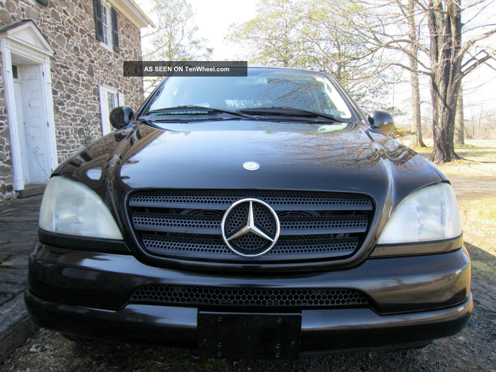 2001 mercedes benz ml430 base sport utility 4 door 4 for Mercedes benz ml430