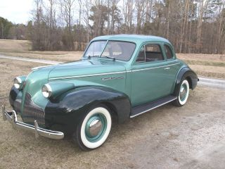 1939 Buick Special Sport Coupe photo