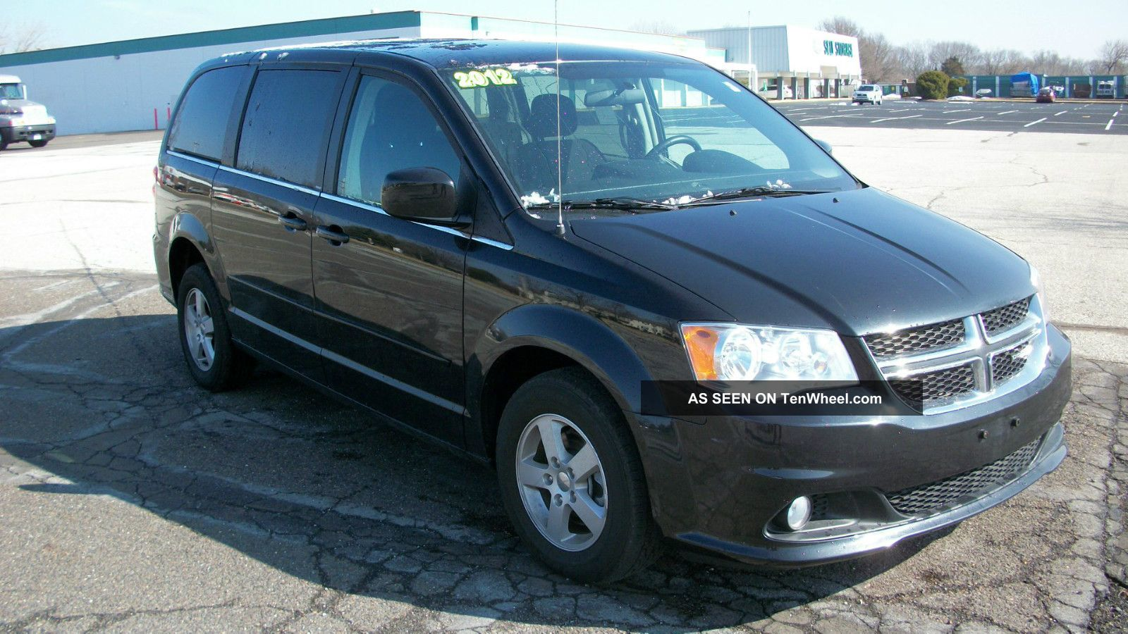 2012 dodge grand caravan crew wheelchair van handi cap mobility mini. Cars Review. Best American Auto & Cars Review
