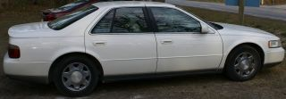 1998 Cadillac Seville Sls Sedan 4 - Door 4.  6l photo