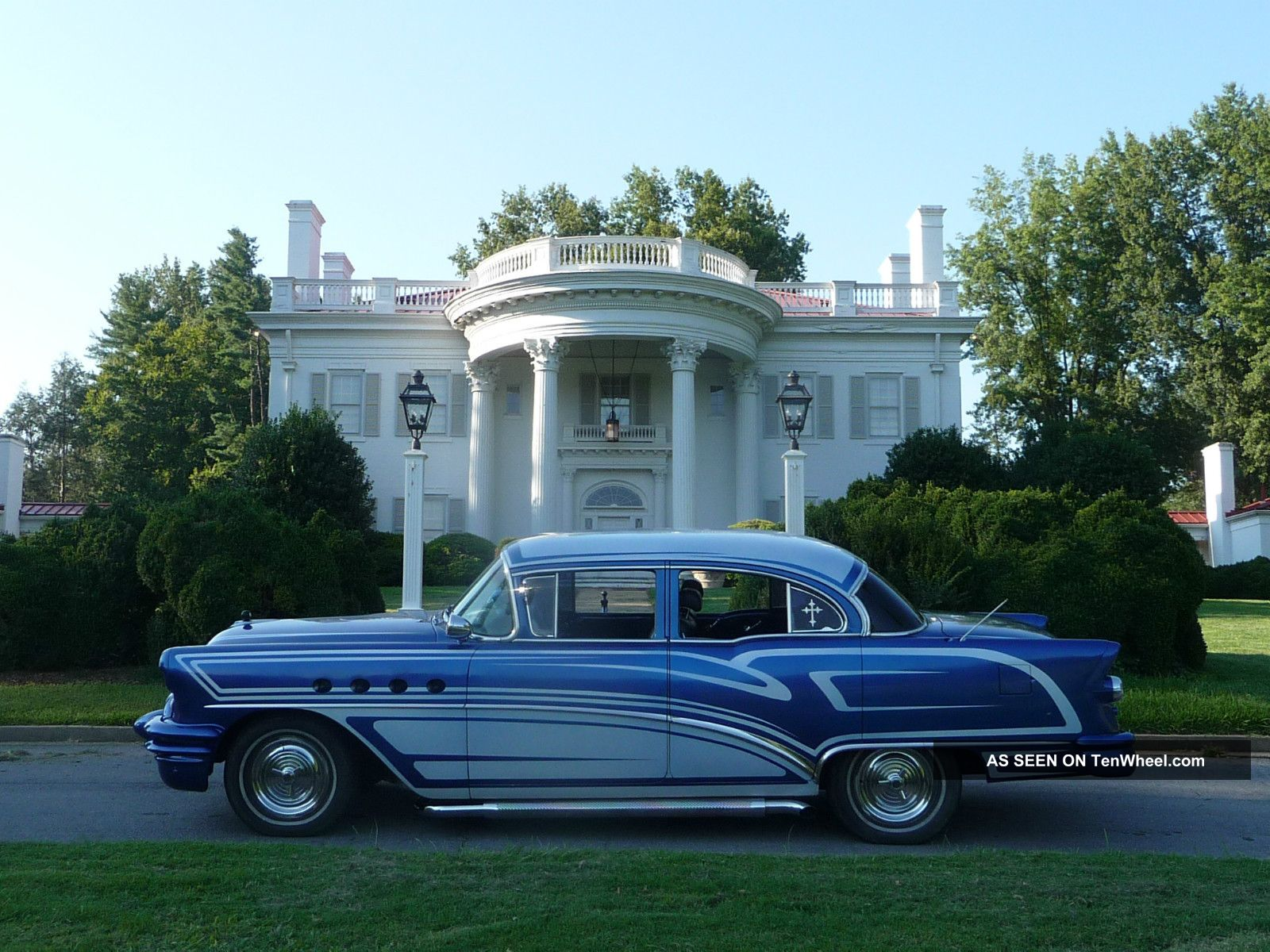 Customized 1955 Buick Century Century photo