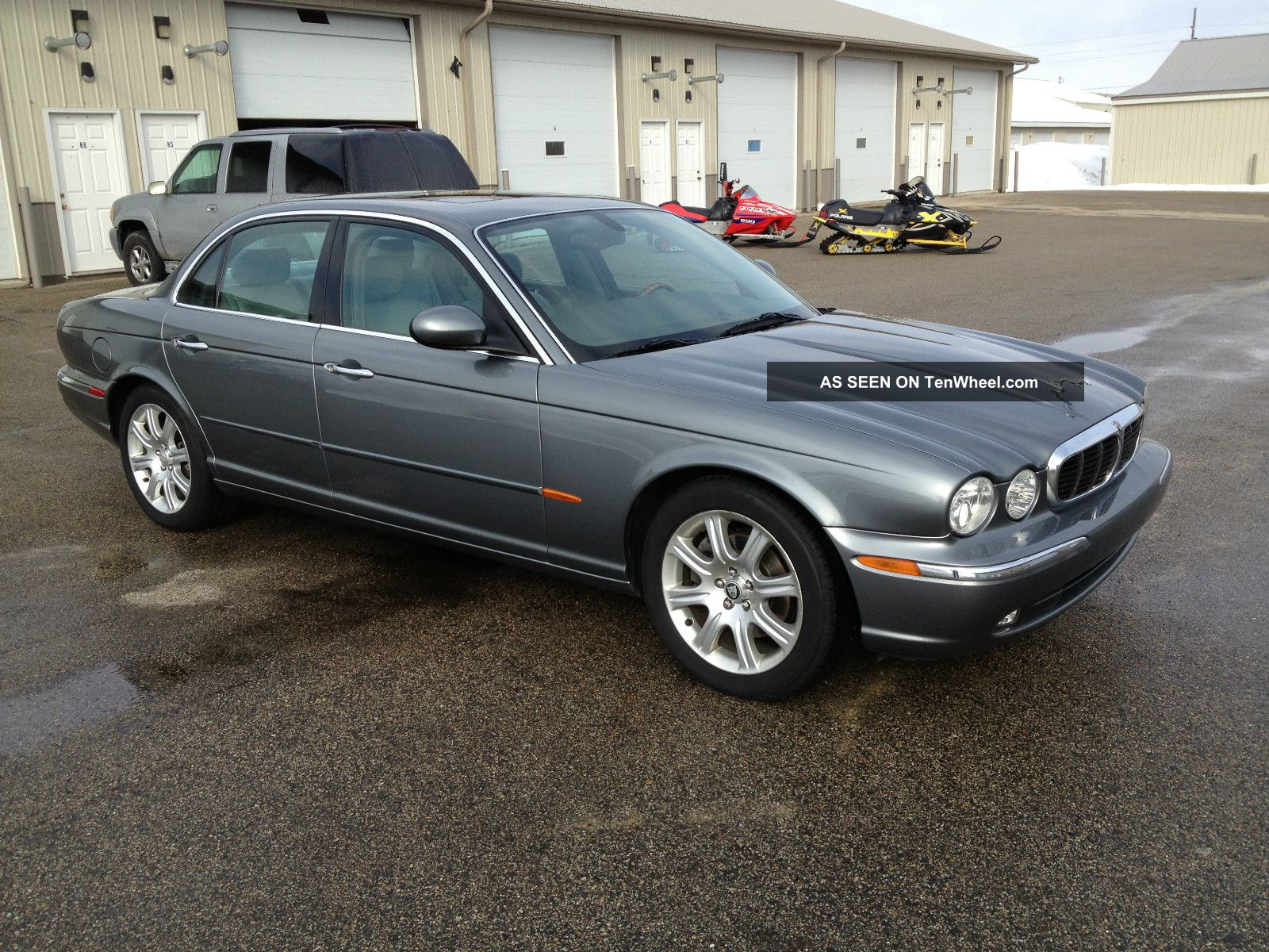 2004 Jaguar Xj8 Condition And Loaded XJ8 photo